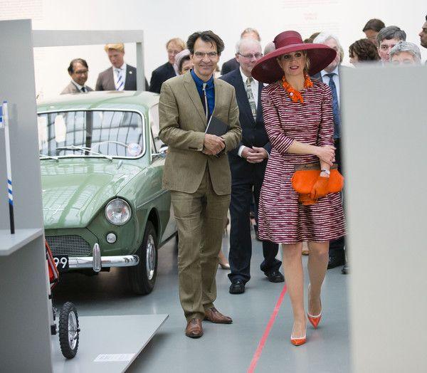 Queen Maxima Photos - Queen Maxima of the Netherlands Opens Design Derby Netherlands - Belgium - Zimbio