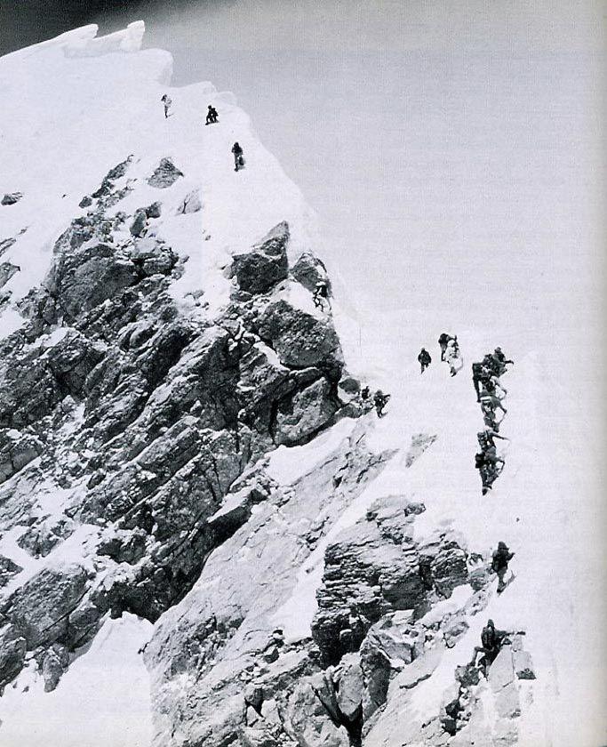 1996 Everest Disaster Remembered – Tomato Blog