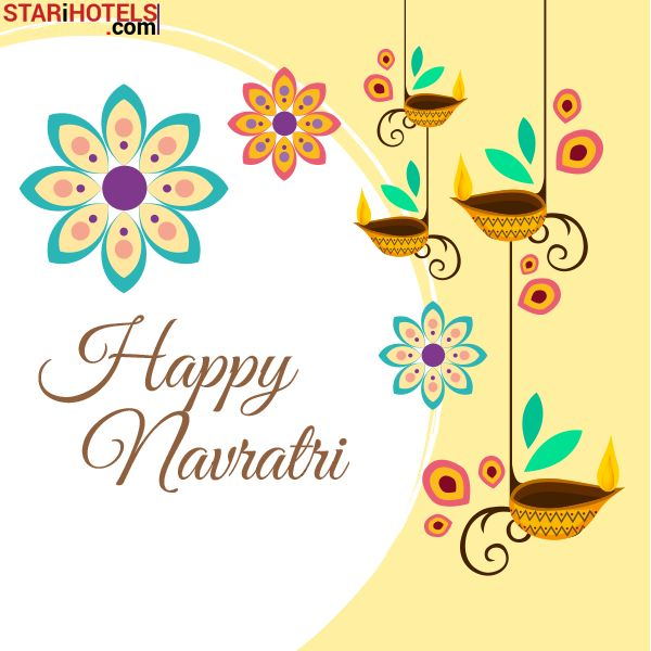 May the festival of Navratri brings joy and prosperity into your life. Happy Navratras!