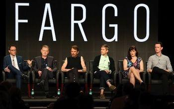 F/X tv show with Billy Bob Thorton, Martin Freeman and Colin Hanks