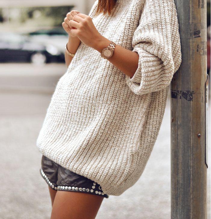 Love that sweater, cute jeans or leggings furry boots soooo cute