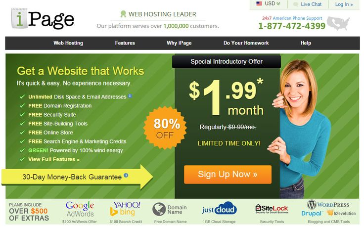 iPage Web Hosting offer,Save 80%- https://goo.gl/z0PB77 Buy iPage Hosting only $1.99/mo with free domain. ipage reviews http://www.updatedreviews.in/ipage-review.php