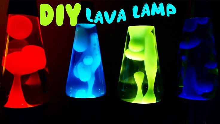 Diy Lava Lamp An Easy Way To Create Your Own Lava Lamp