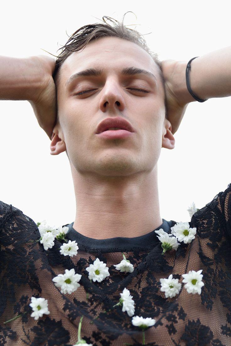 Bartek Brazkiewicz at Myst Models by Xander Hirsh for Yearbook Online