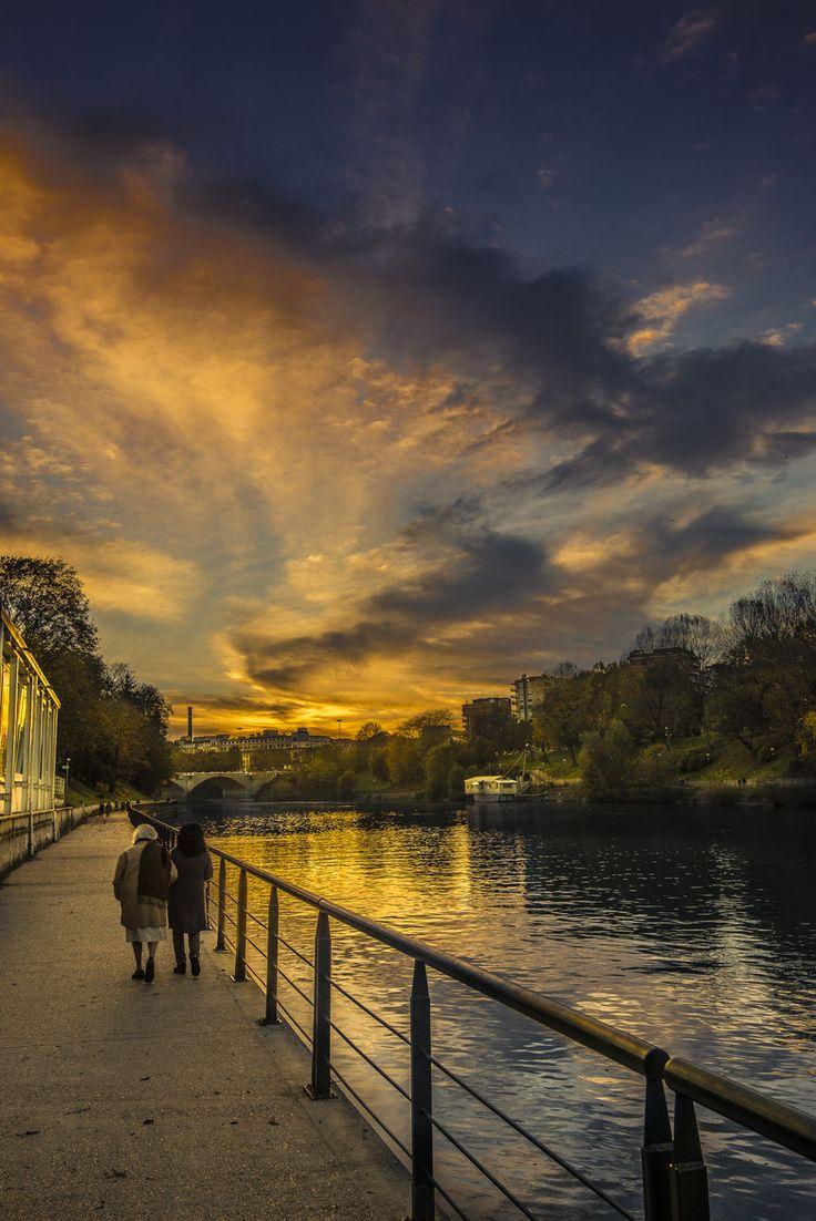 Lungo Po, Torino