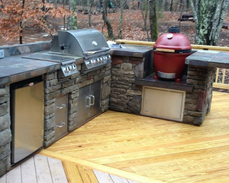 Outdoor Kitchen Grills