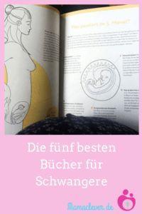Die fünf besten Bücher für Schwangere