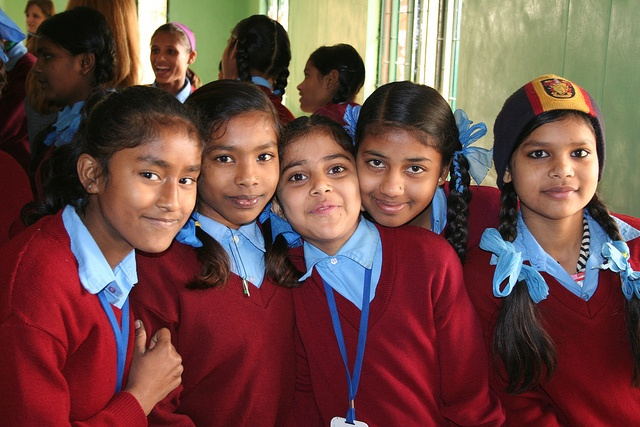 Children from the slums of New Delhi are receiving a top-notch education at our partner school: The Good Samaritan     http://vimeo.com/25725608