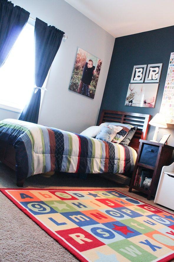 Big Boy Room Decorating Ideas