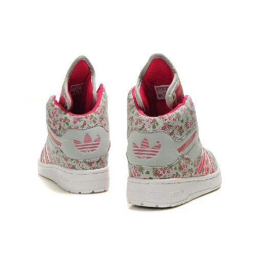 Adidas High Tops for Girls | Girls adidas high tops shoes, Adidas G44665  Metro Attitude