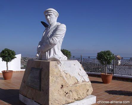 Mirador de San Gregorio - Bedar - Almeria