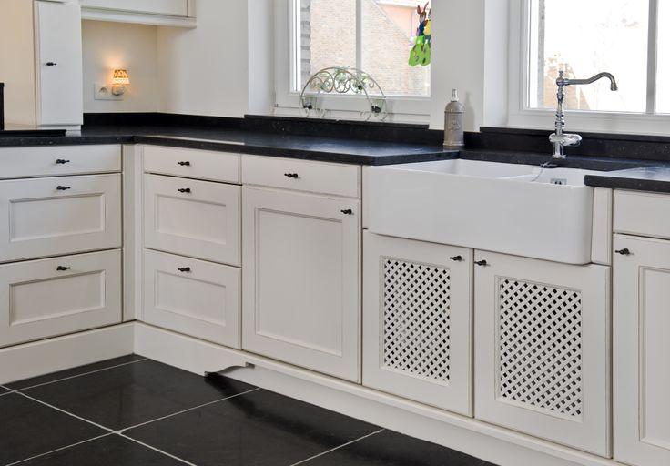 Porseleinen spoelbak keuken ikea extra ruimte in een klein hoekje