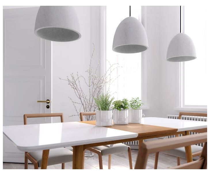 Scandinavian Style Dining Room Table: 25+ Best Ideas About Scandinavian Dining Table On