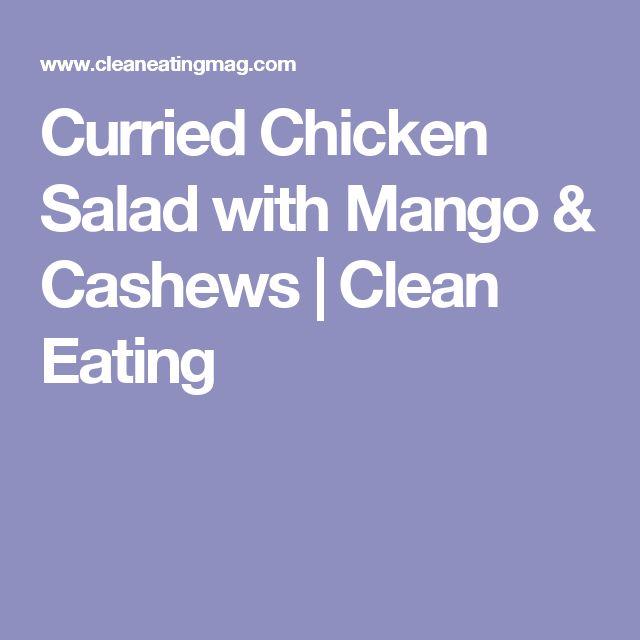 Recipe curried chicken salad ina garten