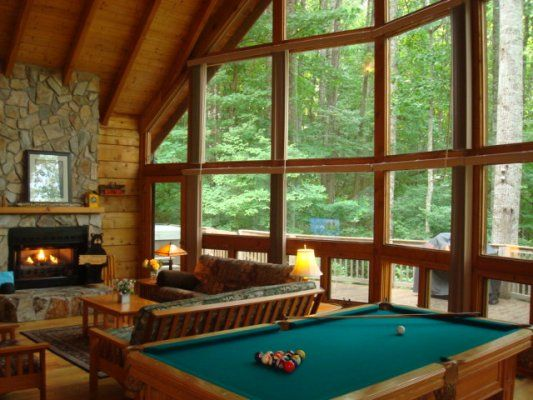 Adventure Lodge - Blue Ridge Mountain Rentals - Boone and Blowing Rock NC Cabin Rentals- Headed here for a family get together this weekend!!!