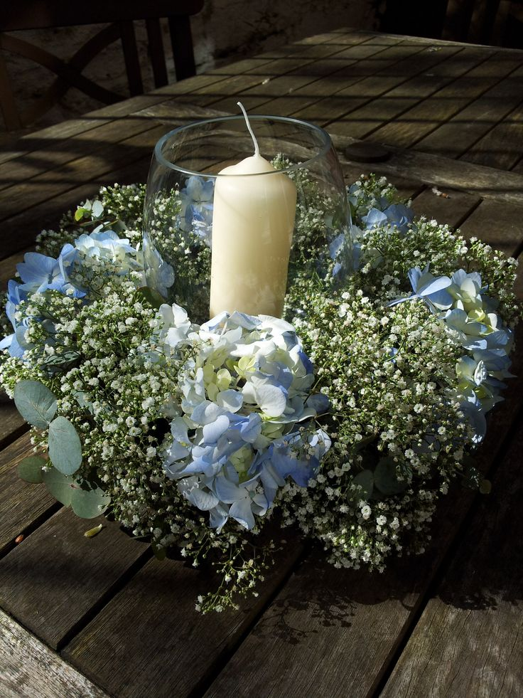 24 Best Images About Hurricane And Flower Centerpieces On