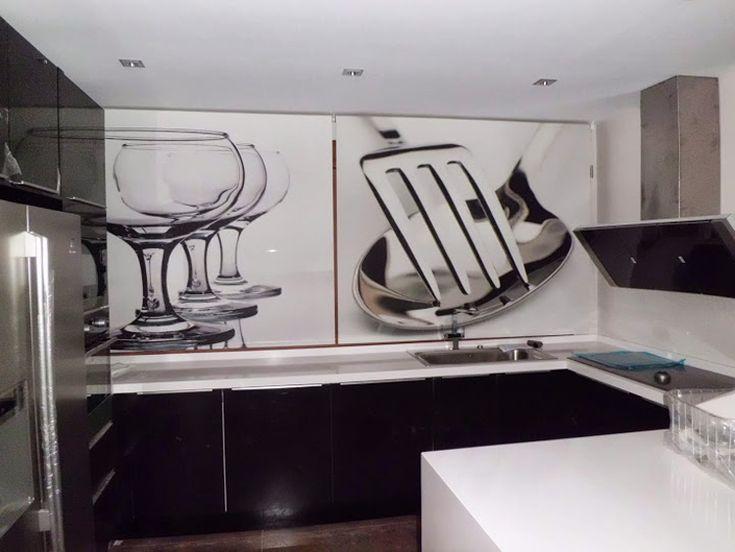 1000 ideas sobre estores cocina en pinterest isla para for Estores para cocina