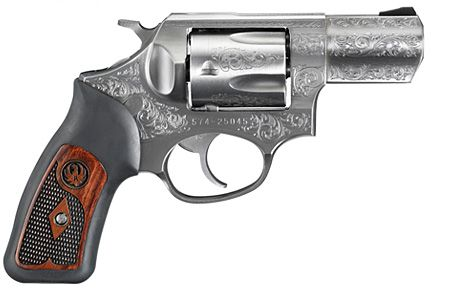 Want this! Ruger® SP101® Double-Action Revolver Model 5764