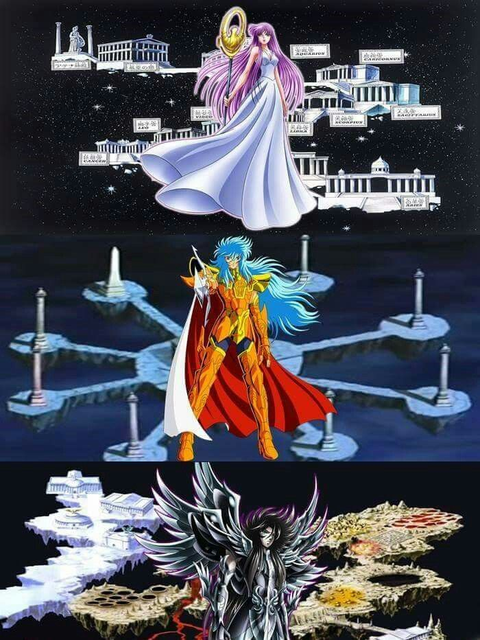 Gods of Saint Seiya