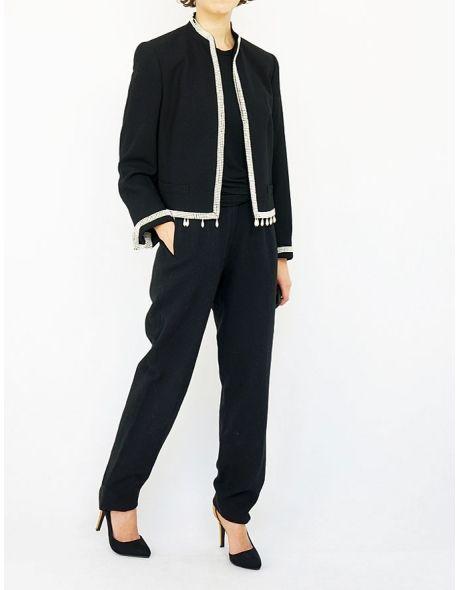 ESCADA - Vintage, new wool blazer.