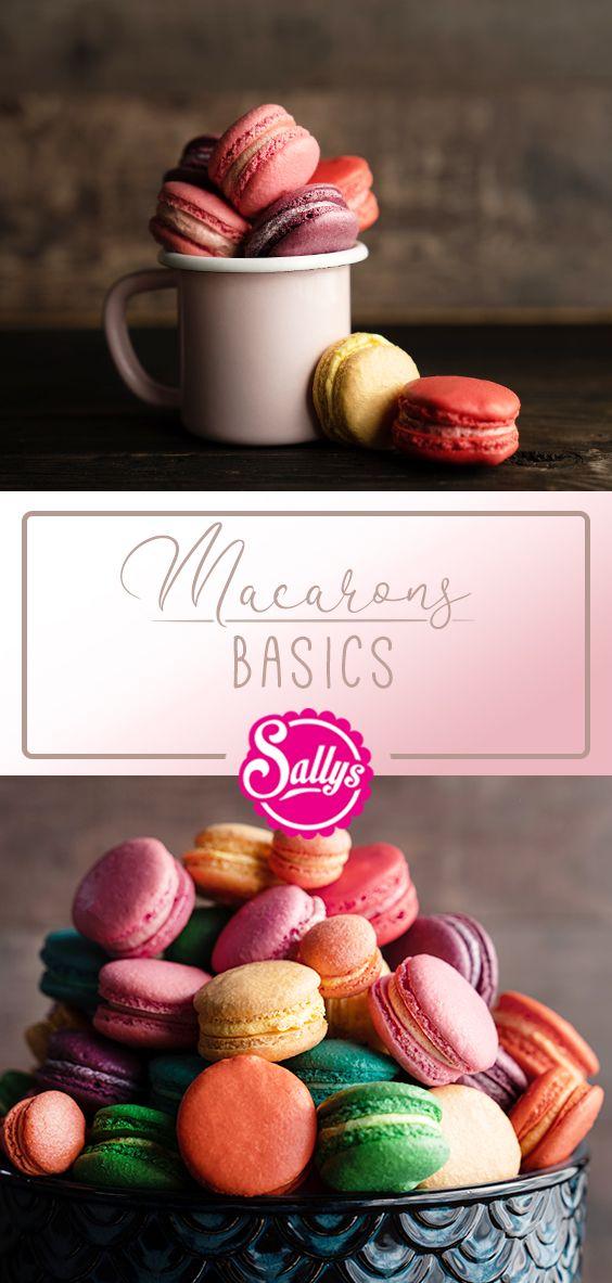 Sallys Macarons Basics