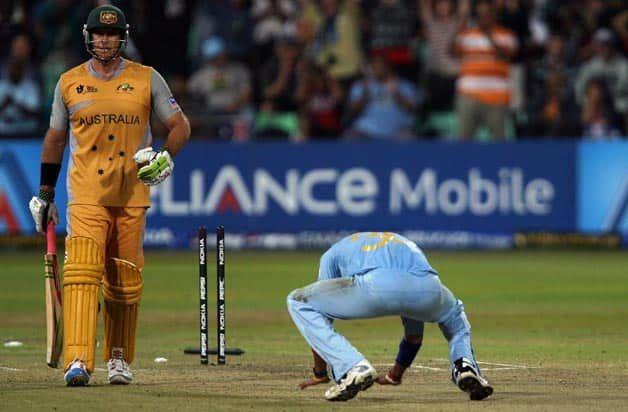 Sreesanth Reveals How Dhoni Fired Him Up Against Australia In 2020 Australia Reveal Yuvraj Singh