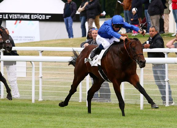 Inns of Court, who graduated going seven panels at Chantilly in his sole freshman start Nov. 15, doubled his tally at Saint-Cloud in his Apr. 11 sophomore return before running sixth in the May …