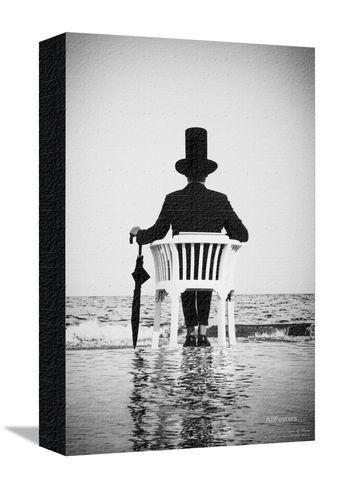 The Chevalier Sans Cheval Stampa fotografica di Cazeba su AllPosters.it
