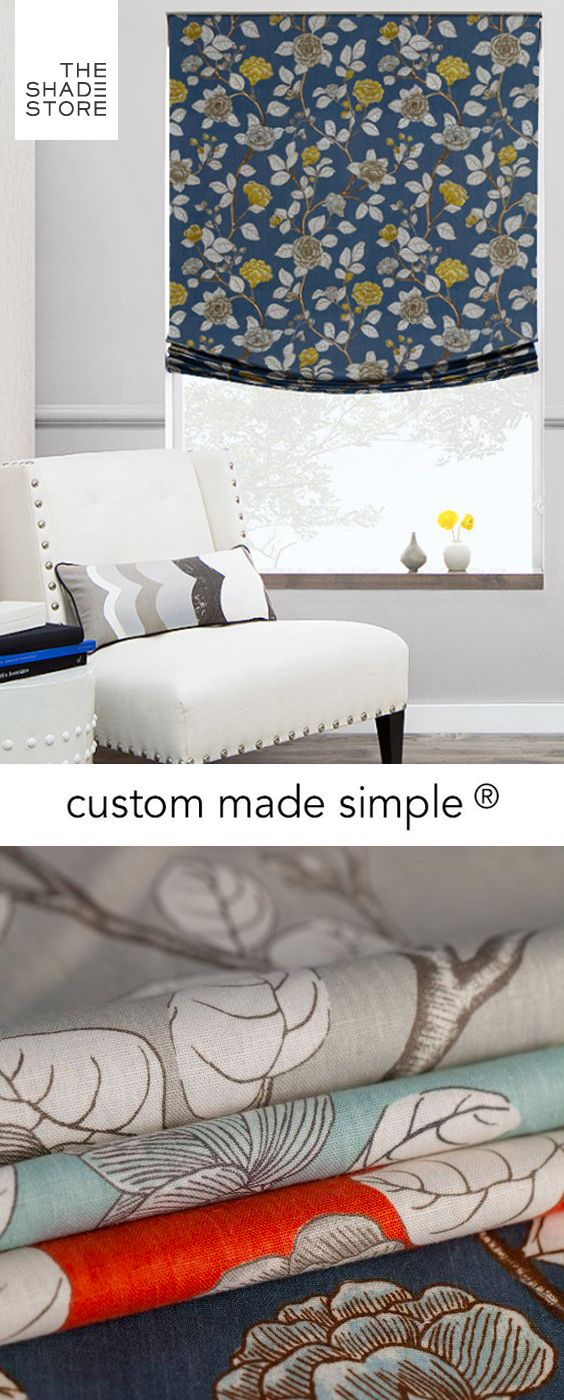 The secret to a well-dressed window? Details, details, details - that and a fabulous curated material collection. With 900+ choices, you're sure to find the perfect look for your windows. Order your free swatches today, and receive them in 1-3 business days. Shop online or visit one of our nationwide showrooms.