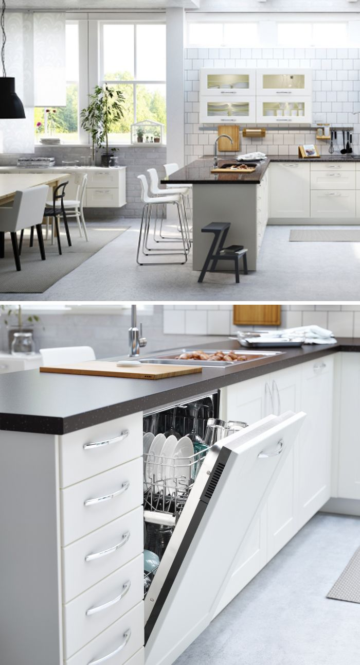 1000+ images about enjoy your ikea kitchen on pinterest | open