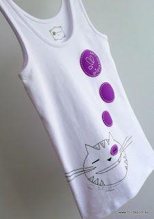 · punt a punt: Las camisetas de artesanio...