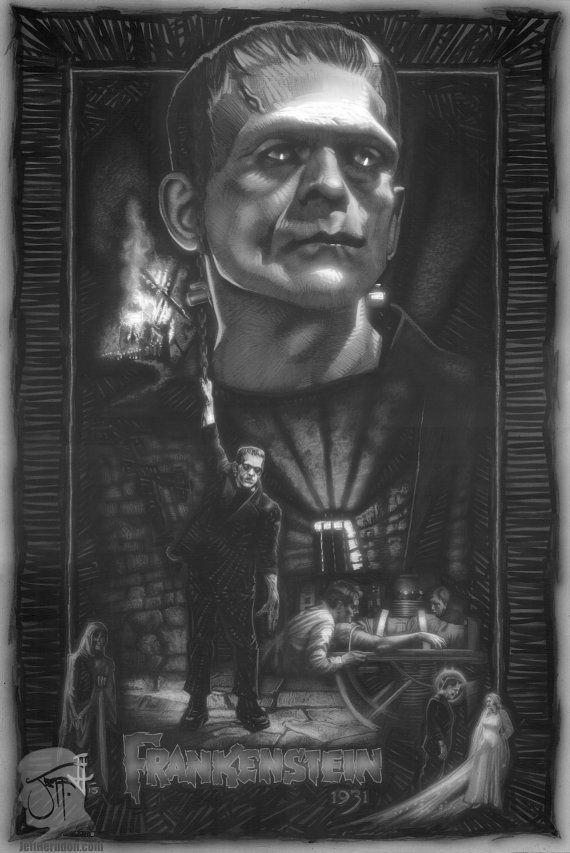 Frankenstein, 1931 poster                                                                                                                                                                                 More