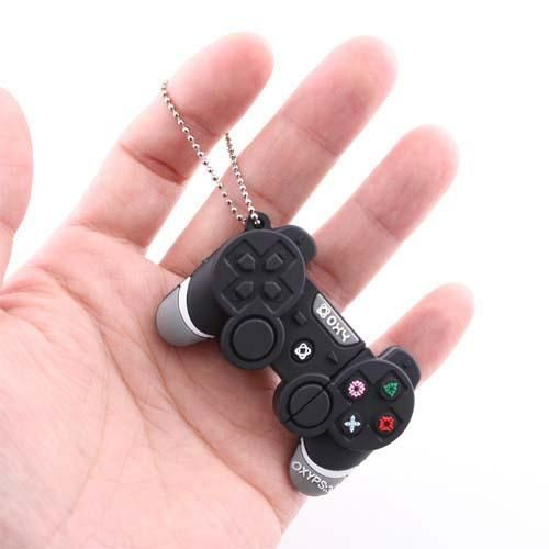 PS3 Game Controller Inspired USB Flash Drive