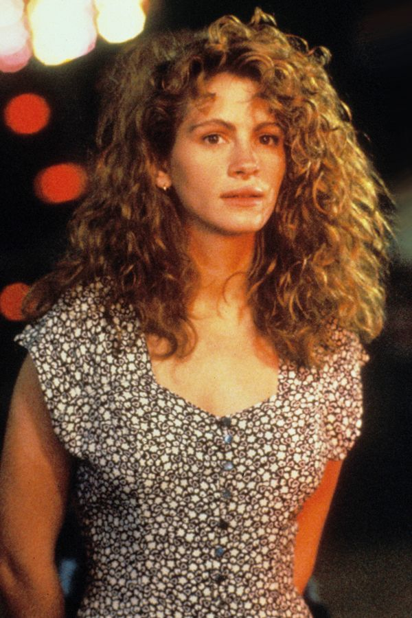 "The Hair Color Commandments Every Redhead Needs To Know #refinery29 http://www.refinery29.com/red-hair-color#slide16 Julia Roberts While many know her for her signature smile, the beauty world knows her for one major thing: her hair. More specifically, her hair in the '90s, when it was curly, big, and totally glamorous. Darling calls this a case of ""classic auburn,"" or a sort of brown-meets-red vibe. ""I like to call it cinnamon red,"" says Hazan. The point is, this is a warm, deeper red, ..."