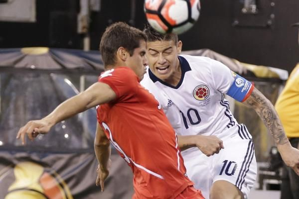 Real Madrid and FC Bayern Munchen agreed on a transfer Tuesday for Colombian star James Rodriguez.