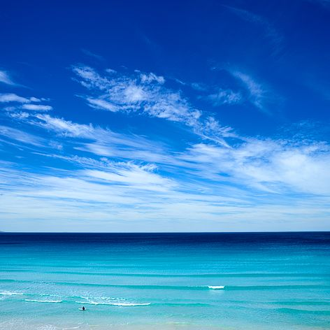 """""""Esperance, small yet beautiful, is known as the 'Bay of Isles'."""
