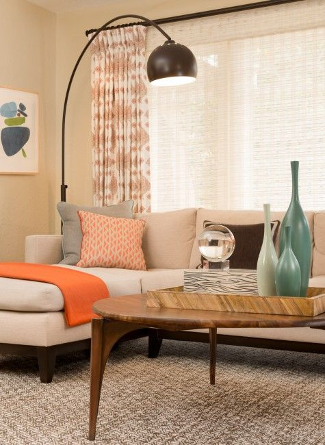 Rockridge Bungalow Living Room