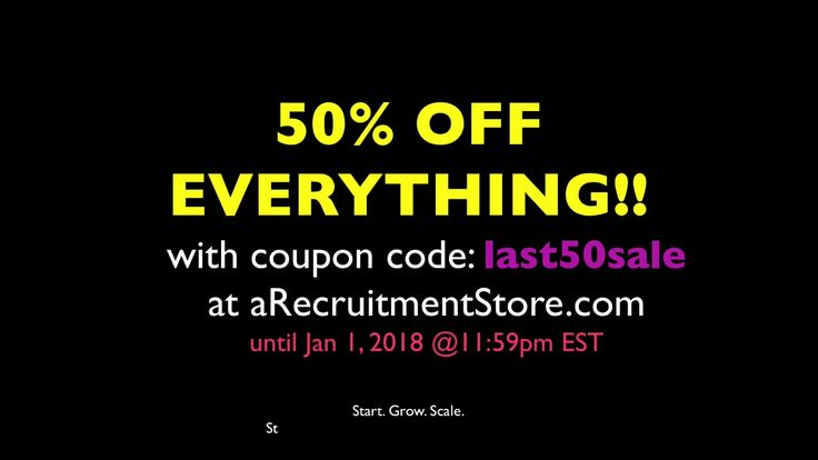 14 best learn how to start your own recruiting staffing and last50sale coupon codescodingmondaysscaleweighing fandeluxe Choice Image
