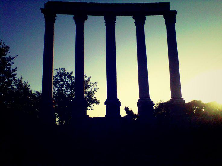 columns-uzuncaburc