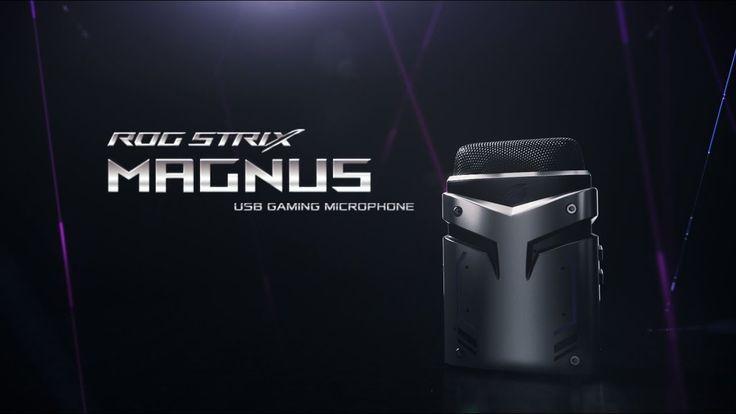 ROG Strix Magnus USB Gaming Microphone