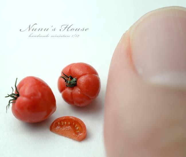 tomato 1/12】 nunu's house new work.