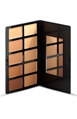 CREAM FOUNDATION PALETTE - MEDIUM TO DEEP >>> You can find more details by visiting the image link.