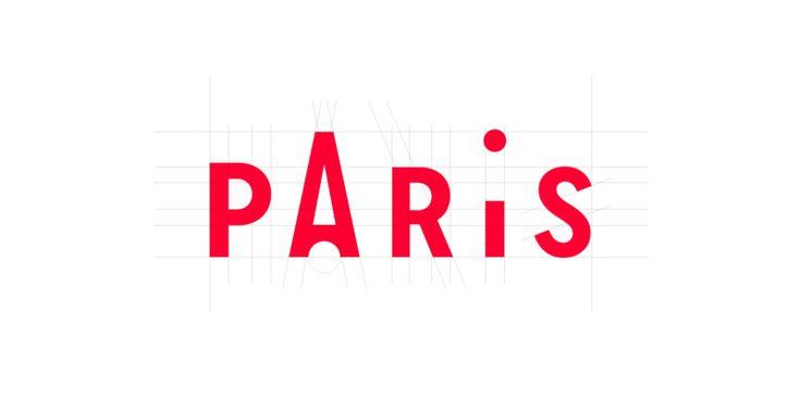 Graphéine dope l'identité visuelle de l'Office de Tourisme et des Congrès de Paris | http://blog.shanegraphique.com/identiteoffice-de-tourisme-paris/