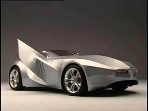 Bmw Gina Automobilismo It Youtube Auto Auto Designing