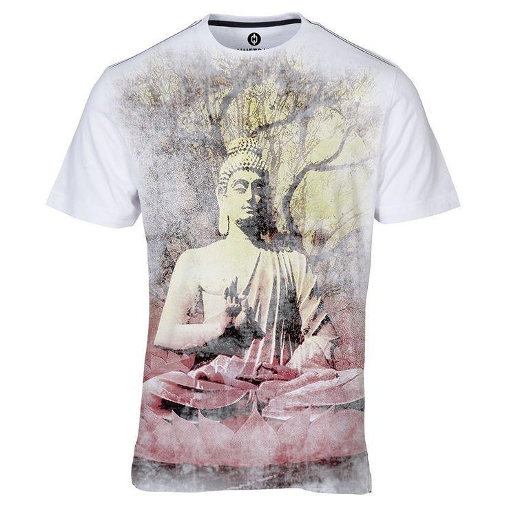 7 best Printed Buddha Men's T Shirts images on Pinterest | Buddha ...