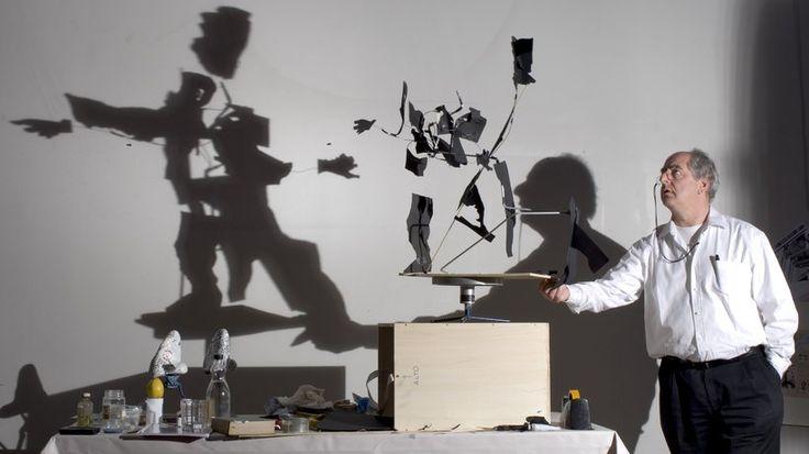 William Kentridge Der südafrikanische Universalkünstler William Kentridge in seinem Studio in Johannesburg