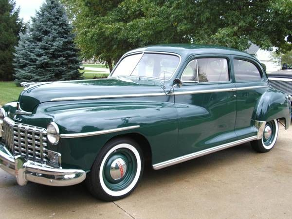 10 best 48 dodge images on Pinterest | Old cars, Antique cars ...