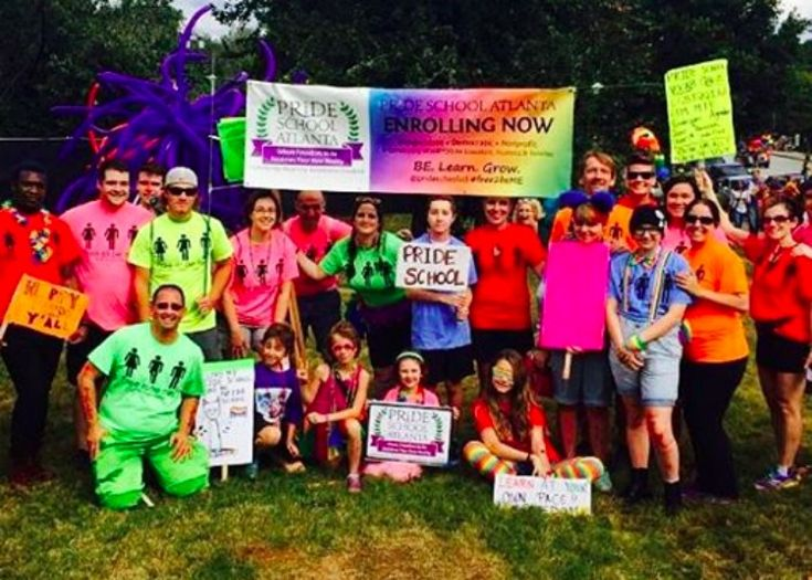 Pride School Opening in the South