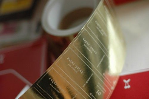 The Printing Process: Engraving.: Wraparound Stickers, Prints Process, Products Labels, Nice Packaging, Nice Products, Printing, Tips, Engraving Prints, Products Packaging