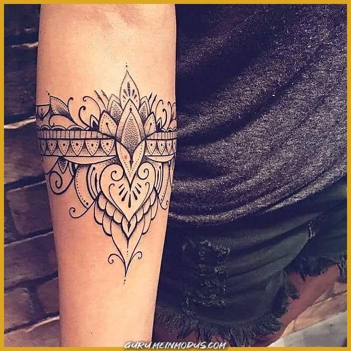 Arm frauen mandala tattoos 25 Beste